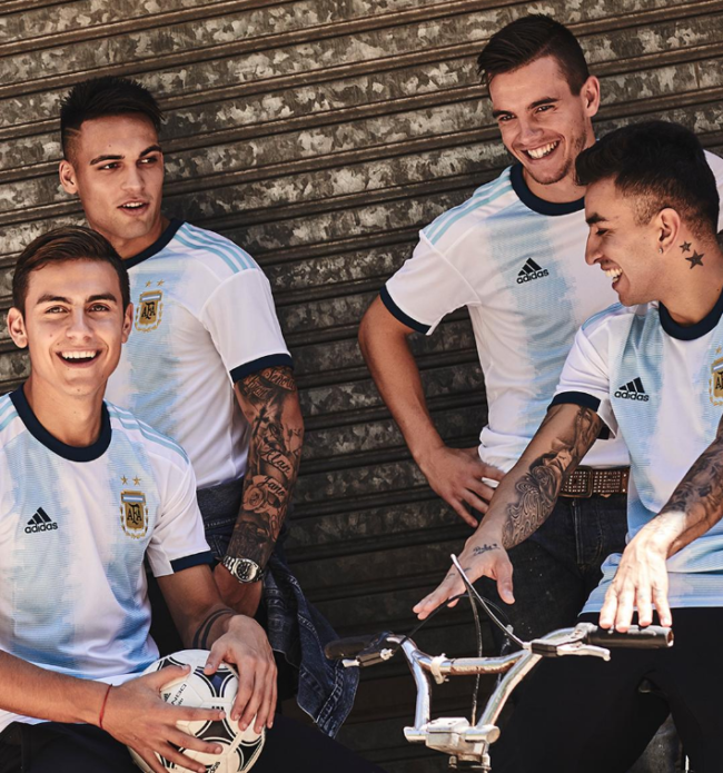 ADIDAS' LATEST KIT LAUNCH HAS US VERY EXCITED FOR THIS YEAR'S COPAAMERICA