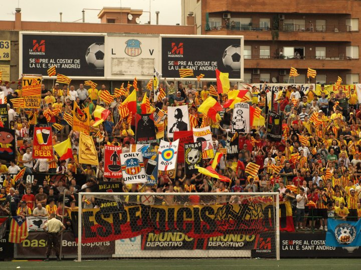 THIS IS NOT BARCELONA – THIS IS SANTANDREU