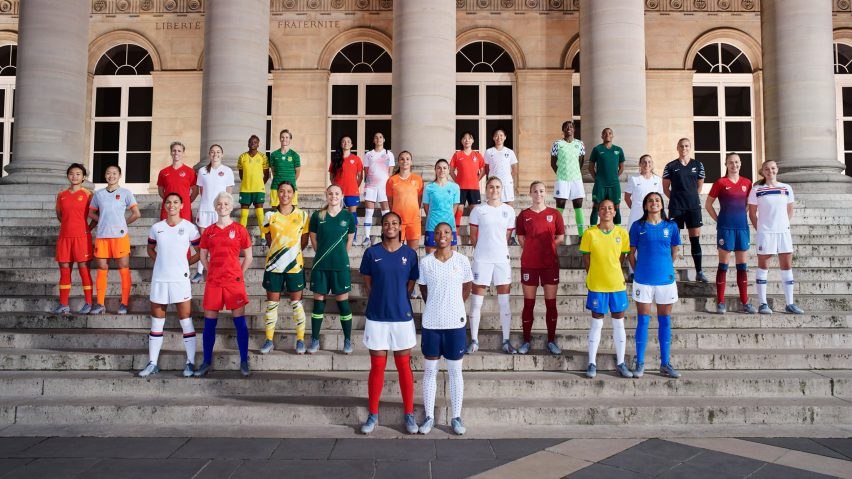 TOP 5 KITS: WOMEN'S WORLD CUP2019
