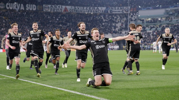AJAX ARE EXCITING AGAIN
