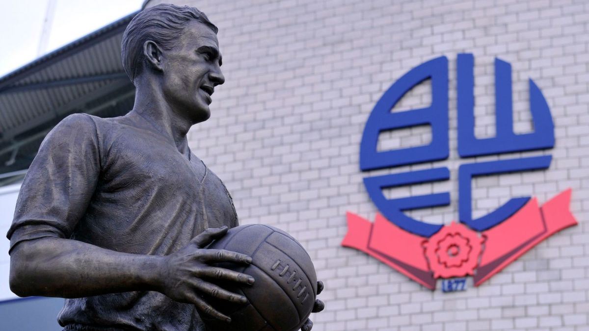 ONCE IN, NEVER OUT – BOLTON WANDERERS
